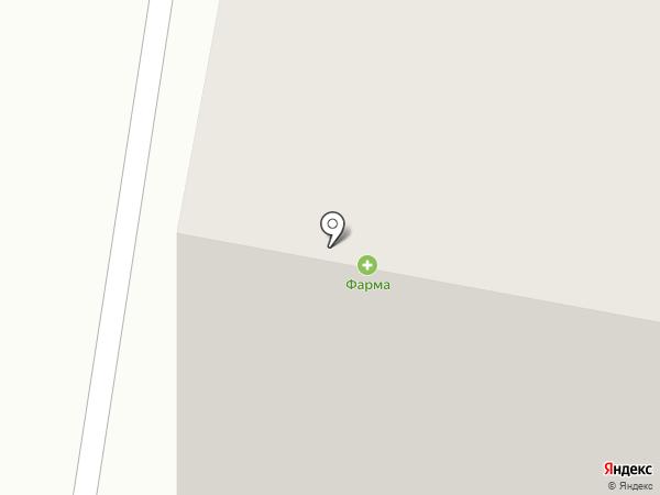 РАН Фарма на карте Красногорска