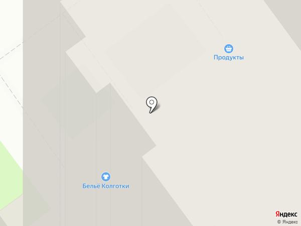 DINA PRONTO на карте Красногорска