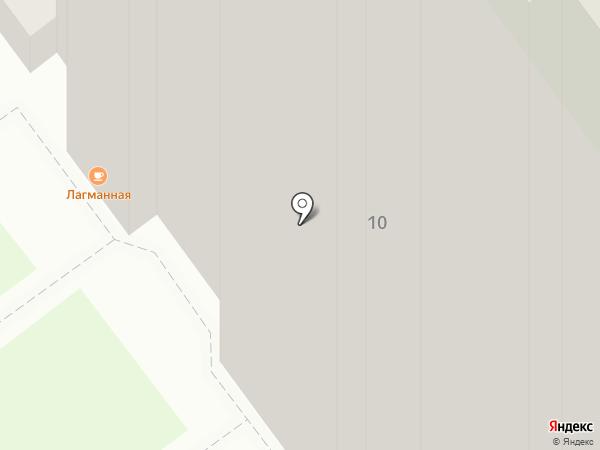 Практик Гравити на карте Красногорска