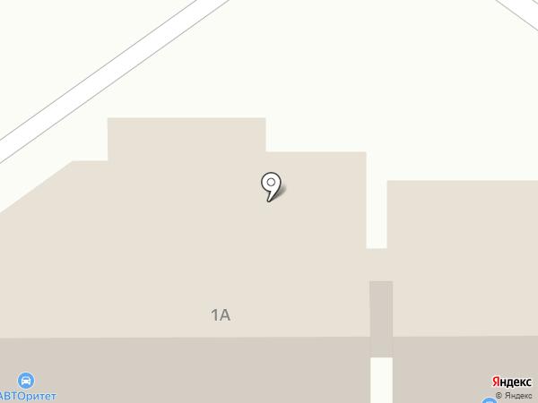 АVTOритет на карте Анапы