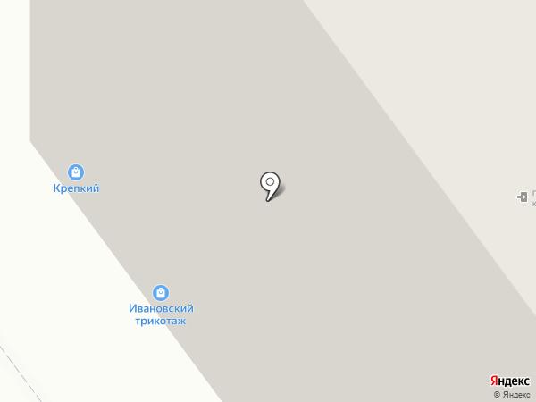Тея на карте Красногорска