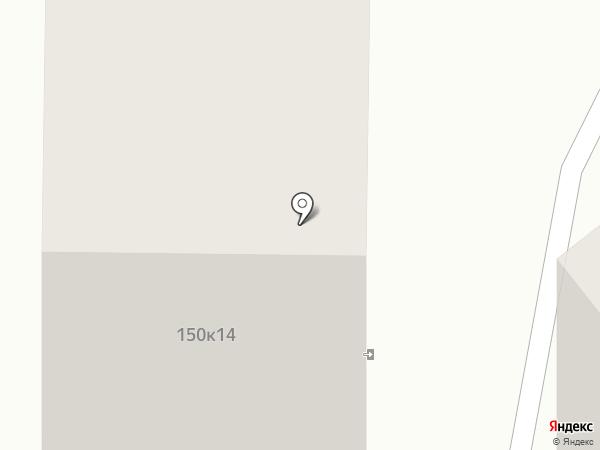 Резиденция Анаполис на карте Анапы