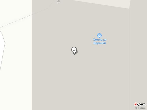Свой дом на карте Красногорска