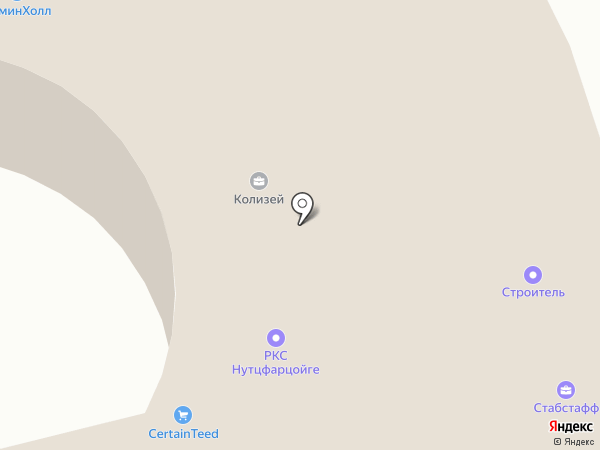 MD Групп на карте Москвы