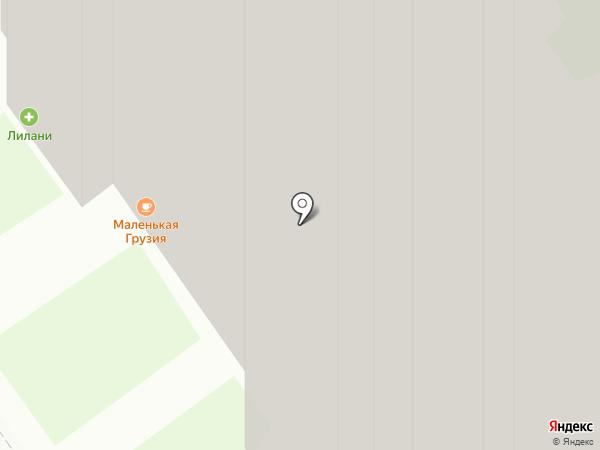 Choco More на карте Красногорска