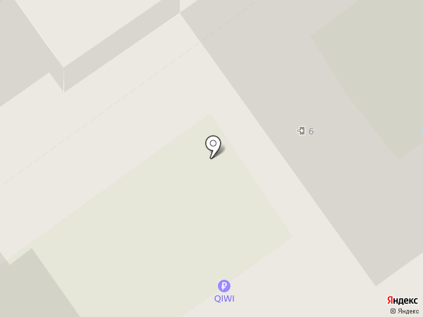 Пятачок на карте Красногорска