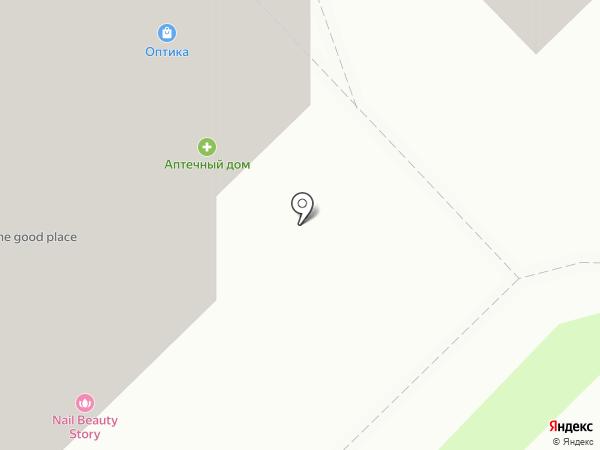 Гоар Фарм на карте Московского