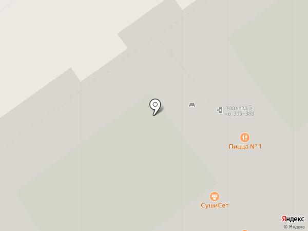 СушиСет на карте Красногорска