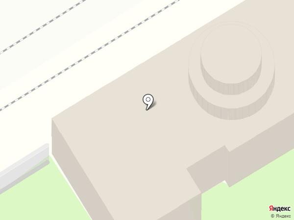 Немчиновка на карте Новоивановского