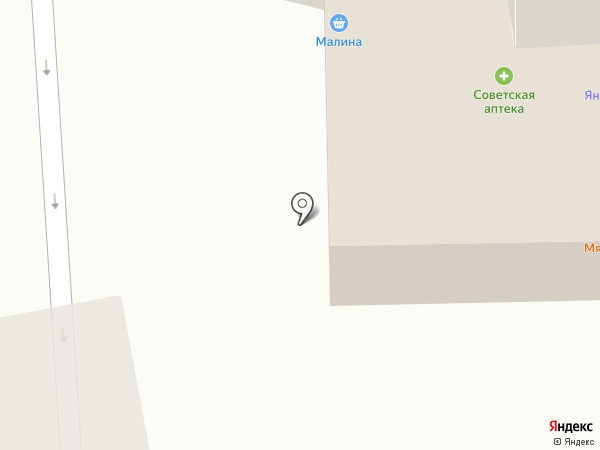 Строй дисконт на карте Красногорска