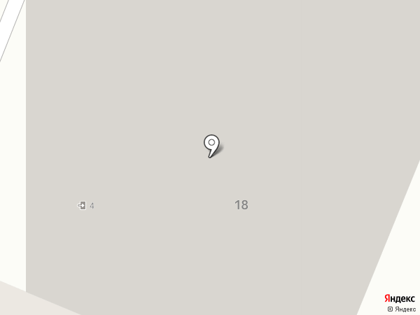 Павшинская пойма на карте Красногорска