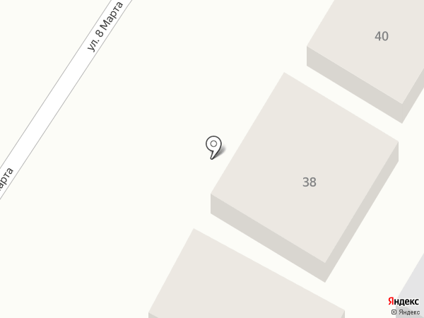 Продуктовый магазин на карте Анапы