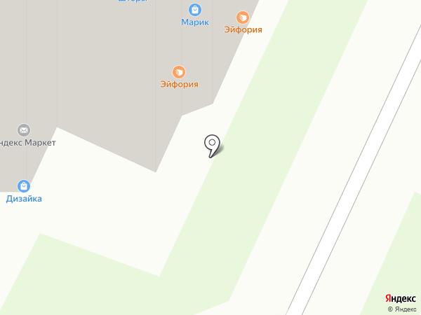 Сервисный центр на карте Красногорска