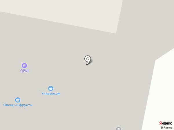 Минимаркет на карте Красногорска