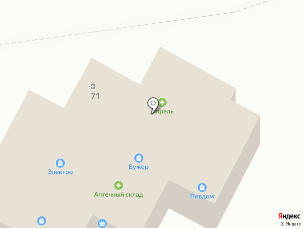 Декор на карте Анапы