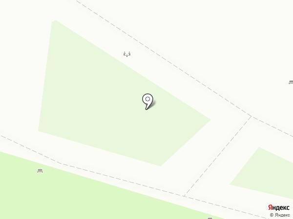 Никольский храм в Павшинской пойме на карте Красногорска
