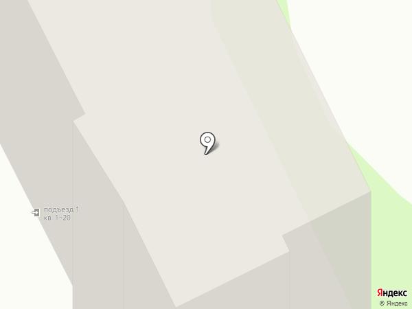 ДЭЗИС на карте Москвы