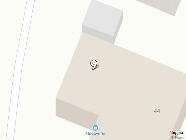 Станичный на карте Анапы
