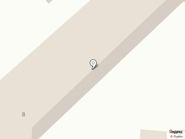 Золотой берег на карте Анапы