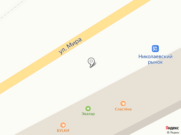 Молодость на карте Анапы