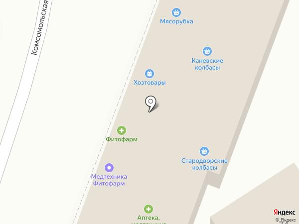 МедТехника Фитофарм на карте Анапы