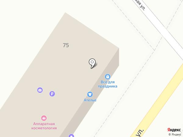 Лакомка на карте Анапы
