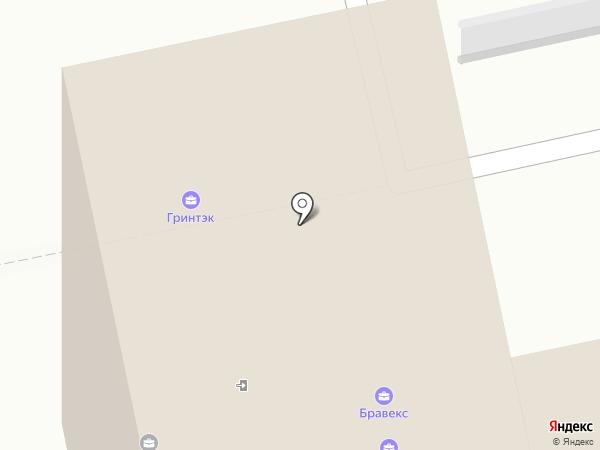 ГИДРОСИТИ на карте Новоивановского