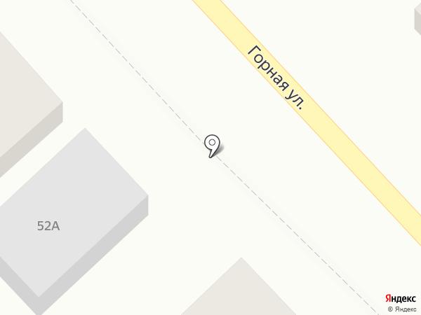 Клевер на карте Анапы