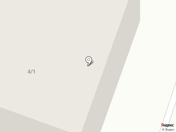 Парк Рублёво на карте Красногорска