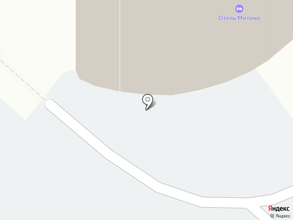 Анекс Тур на карте Москвы
