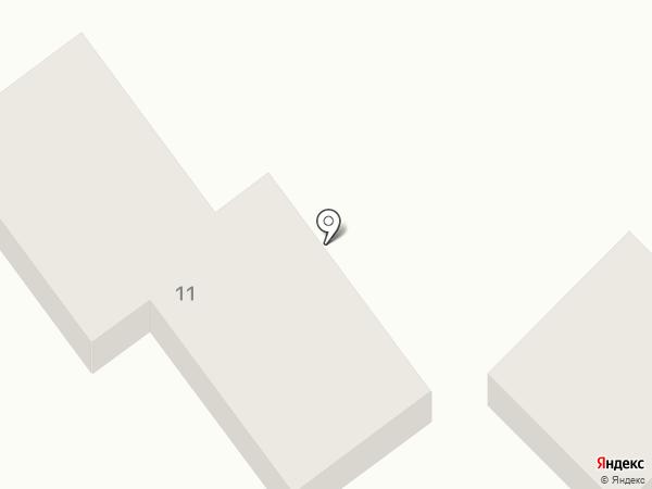 Сказочный Сад на карте Анапы