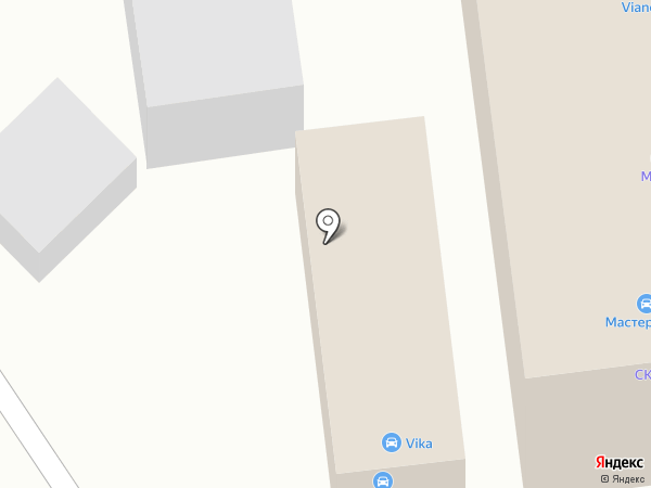 Vika на карте Анапы