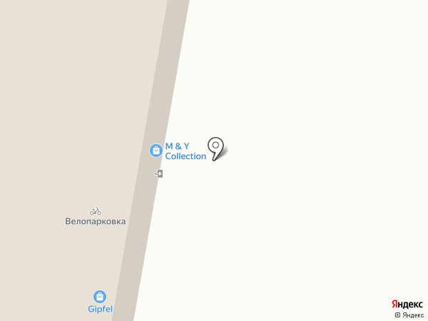 АЙКРАФТ на карте Красногорска