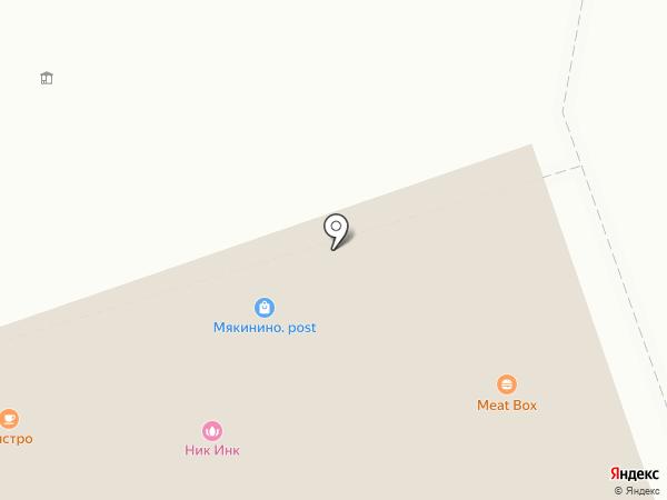Gamebox на карте Красногорска