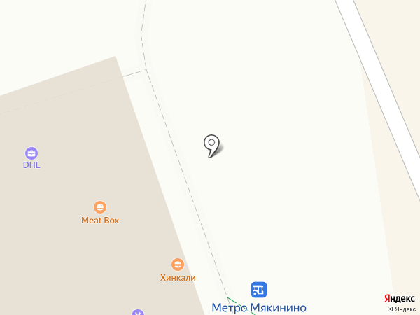 Candy box на карте Москвы