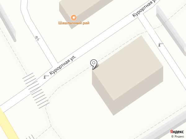Поле Сукко на карте Анапы