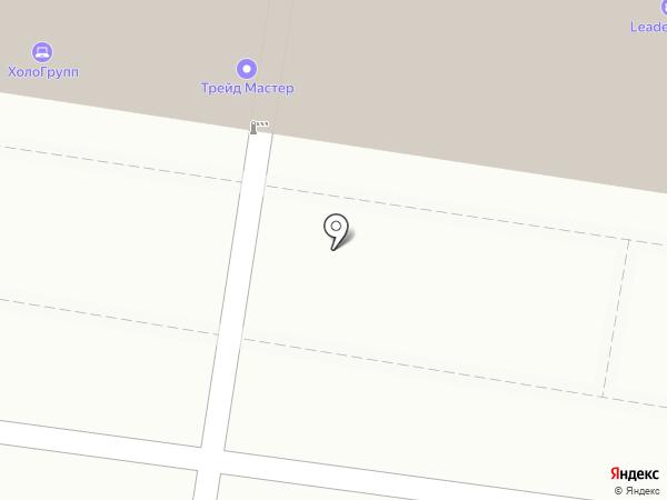 ИНТЕРХОУМ на карте Красногорска