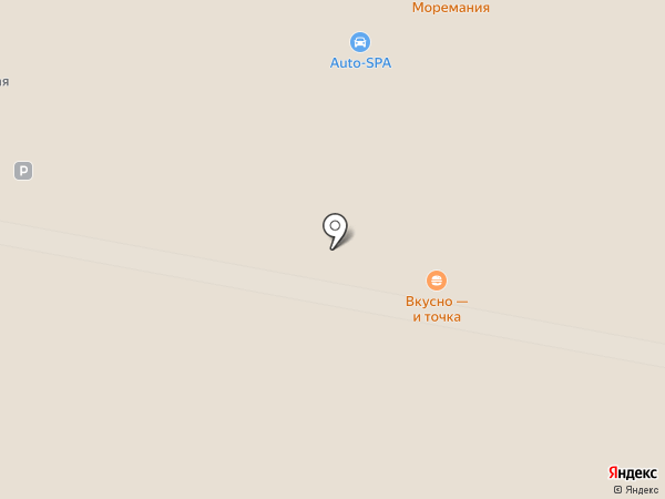 Макдоналдс на карте Красногорска