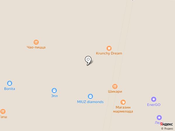 GOODBEEF на карте Красногорска