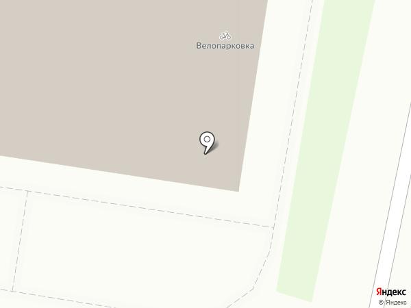 ТИС на карте Красногорска