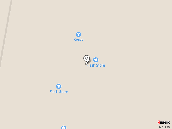 Flash Store на карте Красногорска