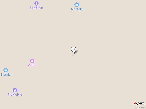 LOOK accessories на карте Красногорска