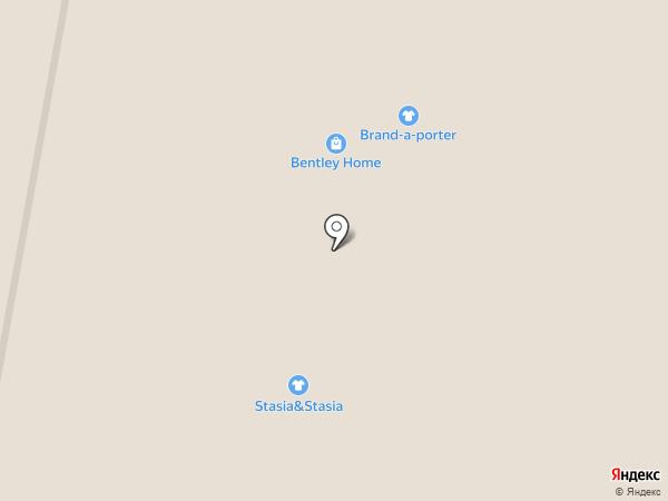Stasia & Stasia на карте Красногорска