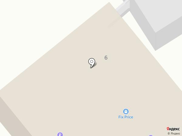 Ганг-Люкс на карте Москвы