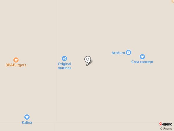 Jo Malone на карте Красногорска