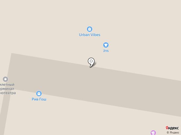 Levi`s на карте Красногорска