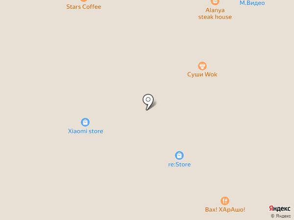 Re:Store на карте Красногорска