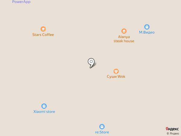 Z salads на карте Красногорска