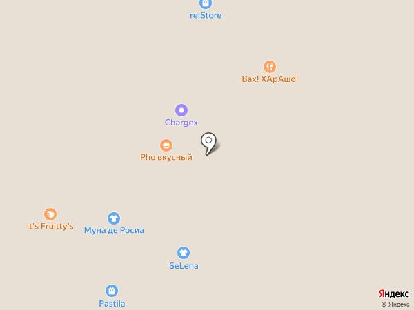 DSTREZZED на карте Красногорска