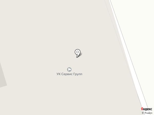 Пальмира на карте Заречья